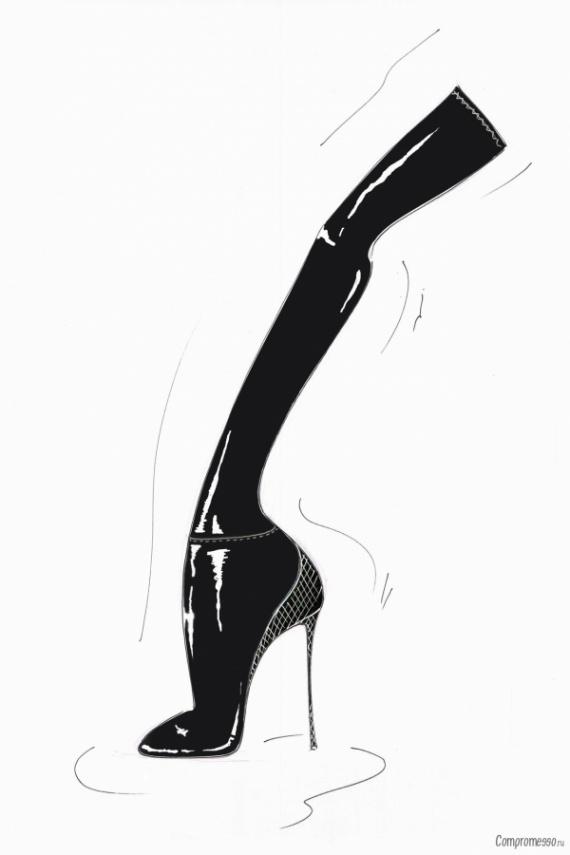 Olivia Palermo разработала коллекцию обуви