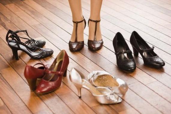 Как подобрать обувь по типу ног