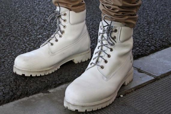 Стрит-стайл: самая модная осенняя обувь