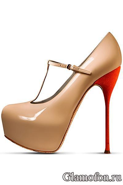 туфли и босоножки 2013 от John Galliano