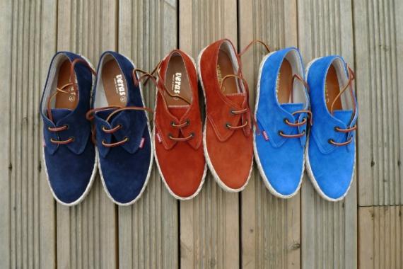 Лучшая мужская обувь из коллекции Veras Shoes весна-лето 2013