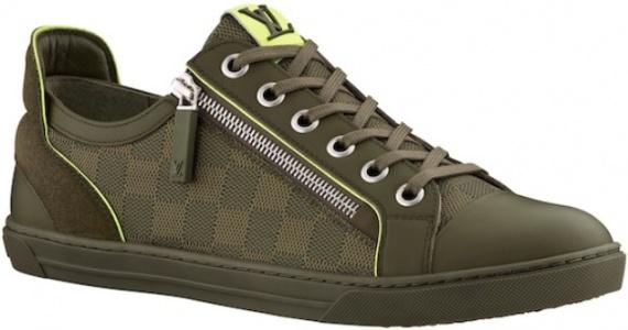 Мужская обувь Louis Vuitton весна-лето 2013