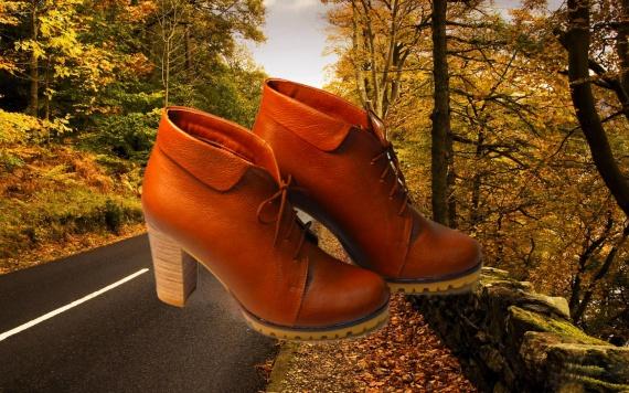 Как ухаживать за демисезонной обувью