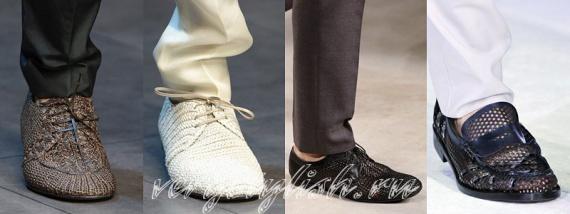 Мужская обувь лето 2014