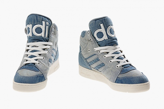 В Adidas показали осеннюю коллекцию с Джереми Скоттом