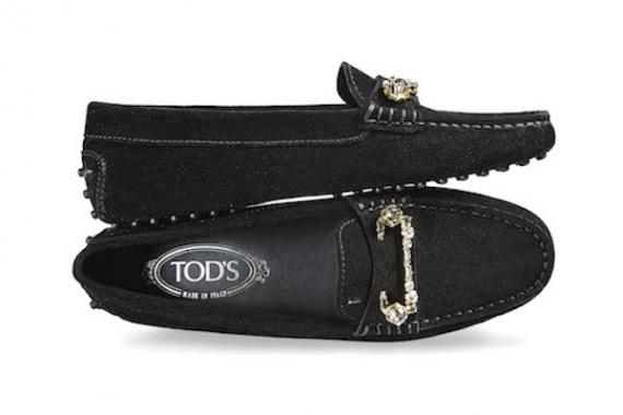 Рождественская коллекция Tod's