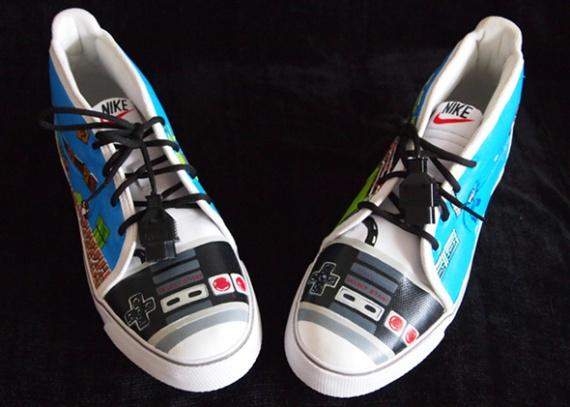Геймерские кроссовки Nike