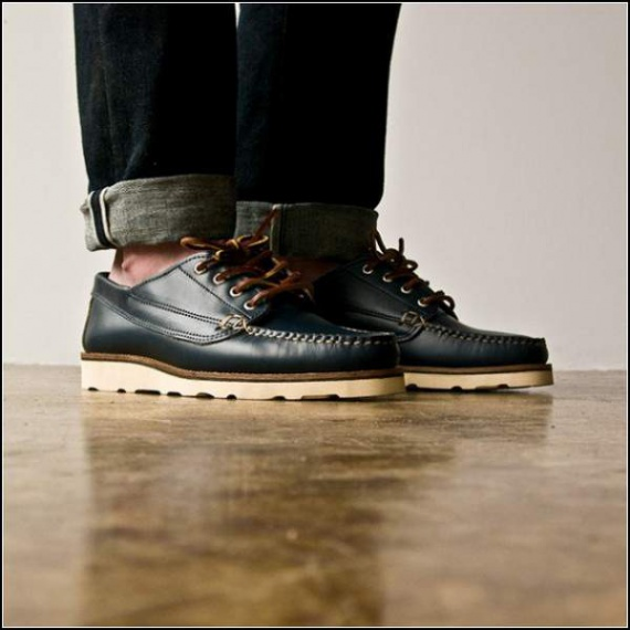 Стильные мужские туфли с пожизненной гарантией