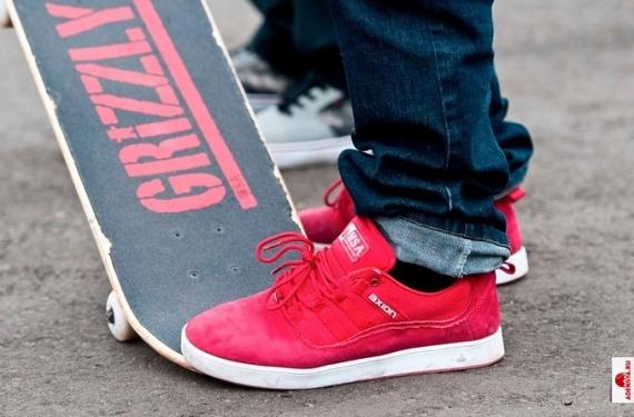Скейтерская обувь