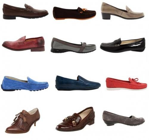 Модная обувь для подростков