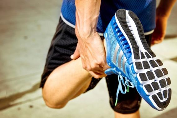 Кроссовки с максимальной вентиляцией от Adidas