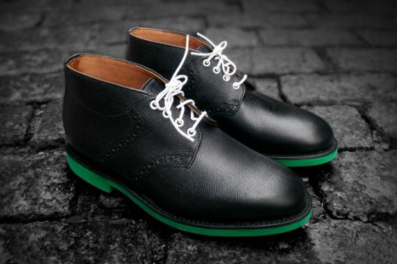цвет мужской обуви