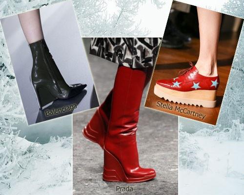 Модные сапоги осень-зима 2014-2015 - 7 ярких деталей
