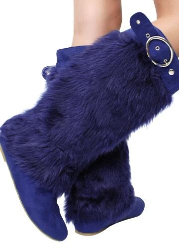 теплая женская зимняя обувь