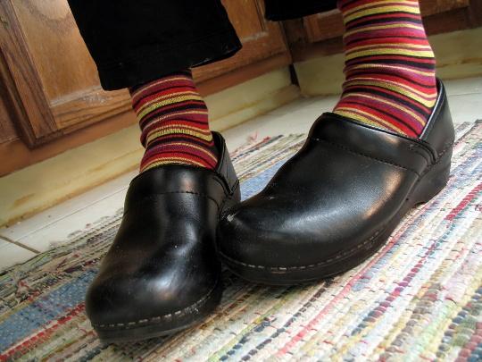 Обувь, которая защитит